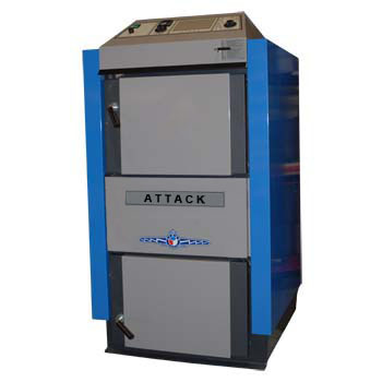 Atmos Wood Gasification Boiler DC 32 KW-185
