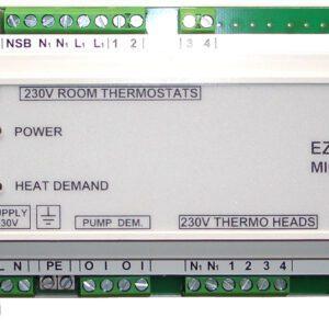 Aquatech Logic wiring centre 230V (1-4 stats) -199