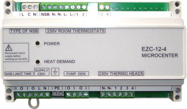 Aquatech Logic wiring centre 230V (1-8 stats) -201