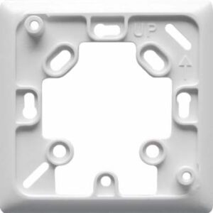 Aquatech thermostat Backing plate-193