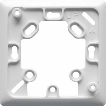 Aquatech thermostat Backing plate-0