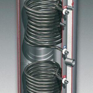 Dejong 200 litre dual coil cylinder-0