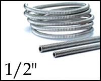 "Eurotis 1/2"" stainless steel pipe (per meter)-0"