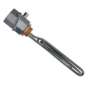 """3KW Stainless steel Immersion heater 1 1/2"""" -0"""