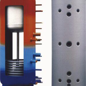 Polar Bear Top Sol 950 Solar combi cylinder complete-0