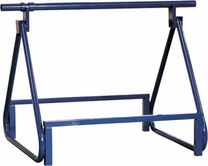 Underfloor fixed pipe decoiler (suits maximum 80cm wide coil)-0