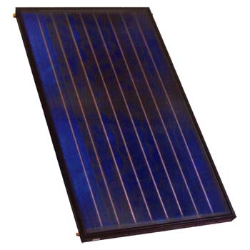 Polar Bear Wunder solar panel 2 x 1 mtr flat plate -481