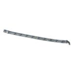 "Polar Bear flexible braided hose 1"" x 800mm (elbow) -0"