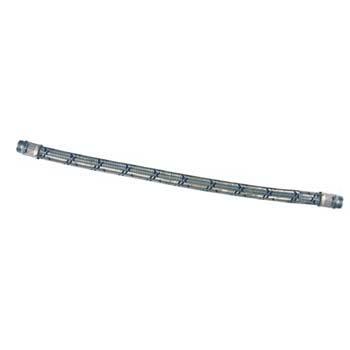 "Polar Bear flexible braided hose 1"" x 800mm (straight) -0"