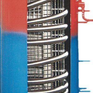 Polar Bear Spira Tech 800 Solar combi cylinder complete-0