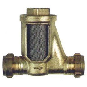 """Polar Bear Solar micro purge tee valve 3/4"""" -0"""
