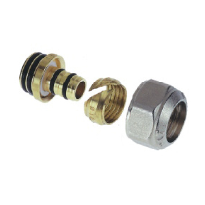 17mm nut, ring and insert (Per set)-0