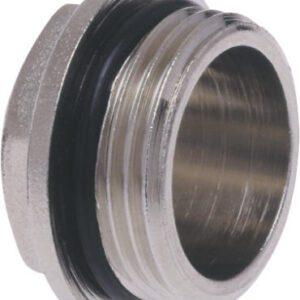 """Aquaflow 1"""" blank end to suit underfloor heating manifold -0"""