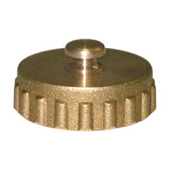 "3/4"" BSP blank plug with washer-0"