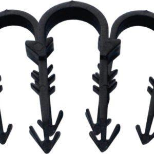 Underfloor staple 40mm for heavy duty tacker (per staple) -0