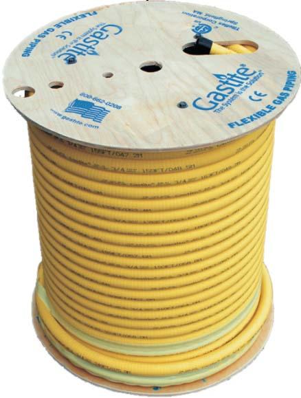 "Gastite 1"" x 45mtr coil of pipe-0"