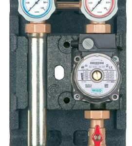 "Direct Circuit heating pumping station 3/4"" RS 25/40 Pump-0"