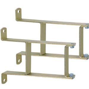 Manifold Block Wall mounting brackets per pair-0
