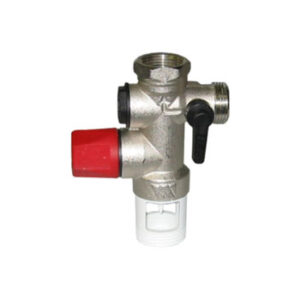 "3/4"" x 7 Bar Safety Valve and Tundish-0"