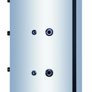 Polar Bear 4000 Ltr buffer cylinder with 2 Coils (100mm Eco Skin Insulation)-0