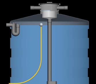 System 5: 5,400 Litre Over ground tank 5 year warranty.-0