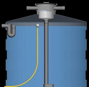 System 6: 10,000 Litre Over ground tank 5 year warranty.-0