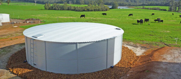 System 9: 37,500 Litre Over ground tank 5 year warranty.-0