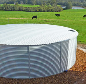 System 11: 76,680 Litre Over ground tank 5 year warranty-0
