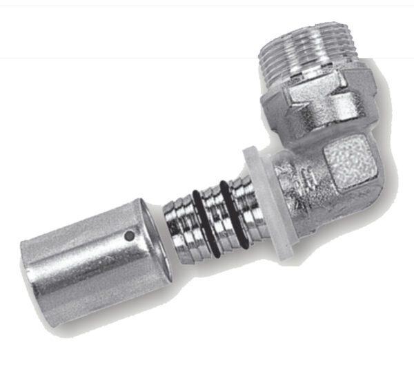 """Aquaflex Pressfit 316 40mm x 1""""-0"""