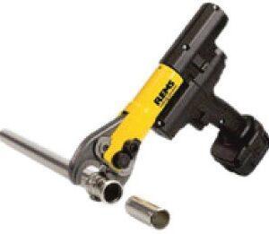 REMS 230V mini press tool (suits 40mm-75mm Tongs)-0