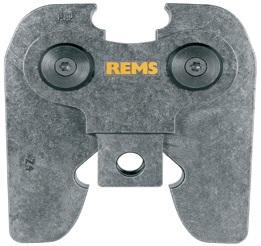 REMS Pressing Tongs Mini U 75 and 75mm adaptor-0