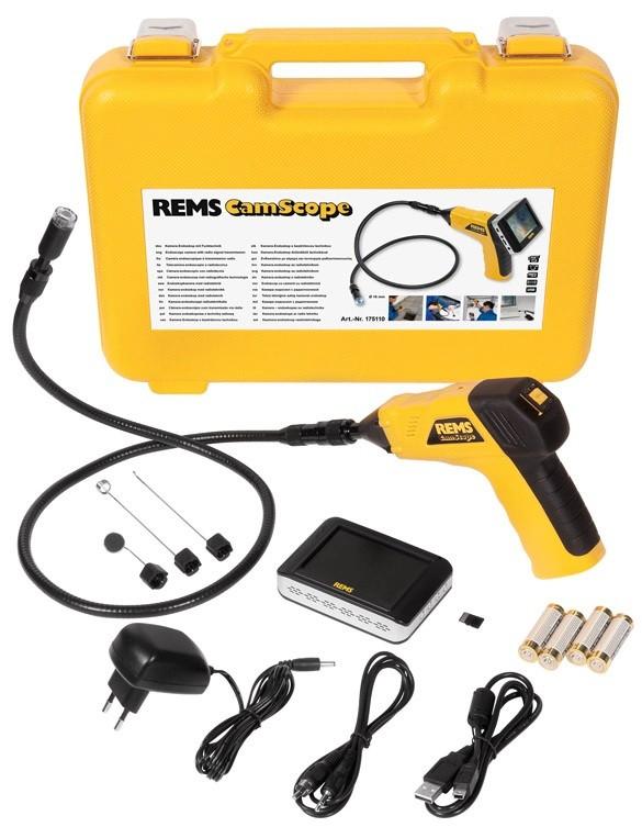 REMS Camscope Set-0