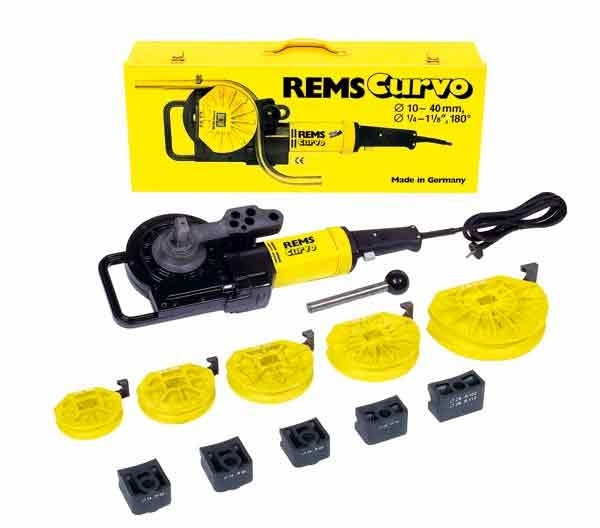 REMS Curvo forming Tool (complete with Set 16-20-25-32)-0