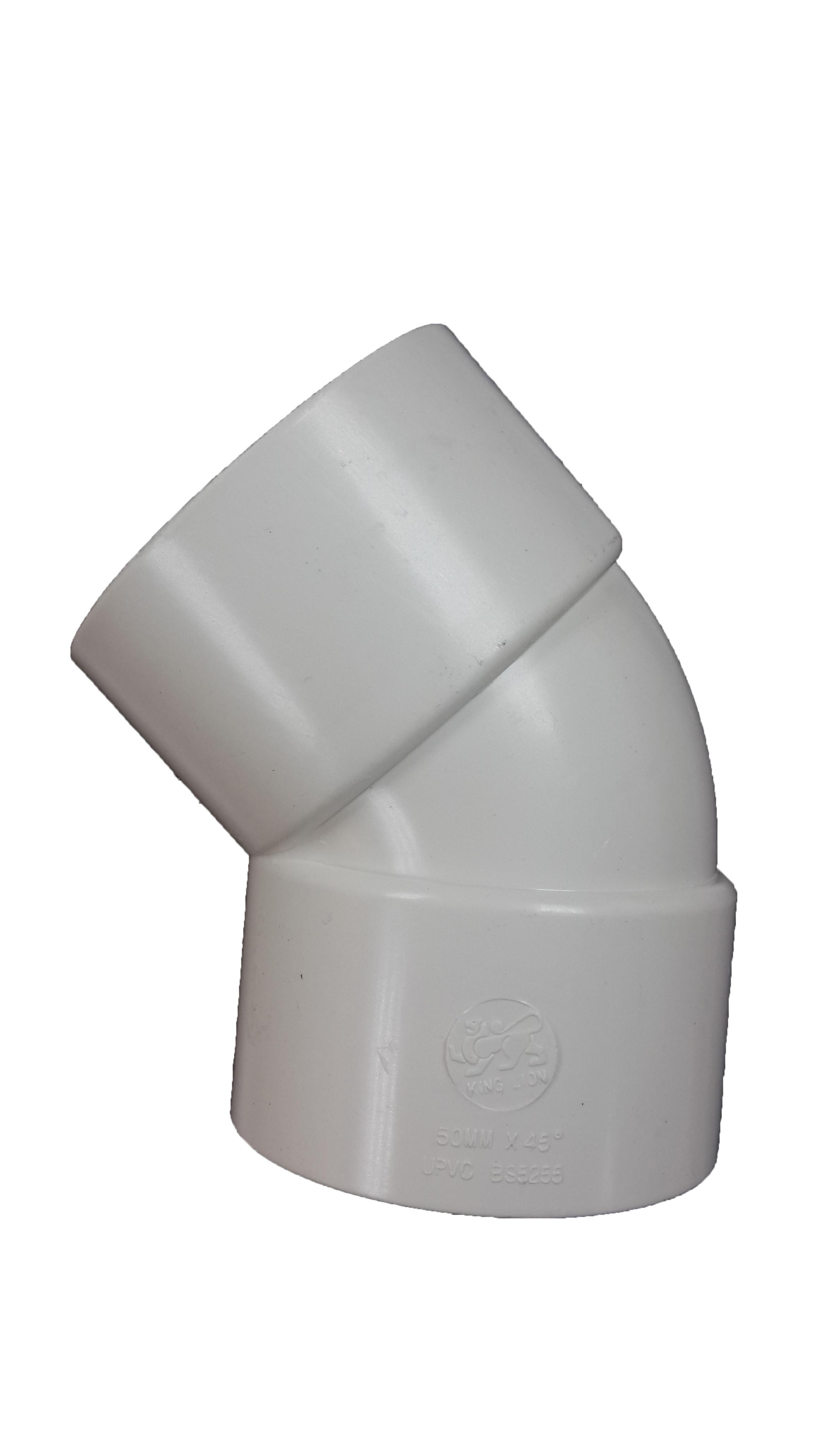 "1 1/4"" Aqua ABS 45o Elbow (32mm) -0"