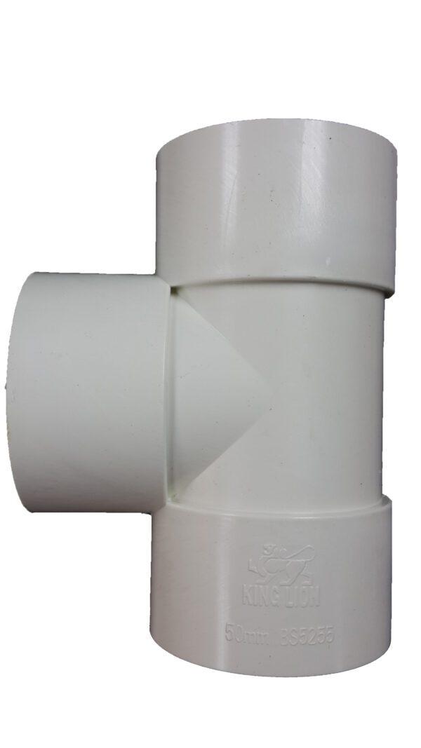 """2"""" Aqua ABS 90o Tee (50mm) -0"""