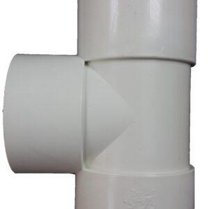 """1 1/2"""" Aqua ABS 90o Tee (40mm) -0"""