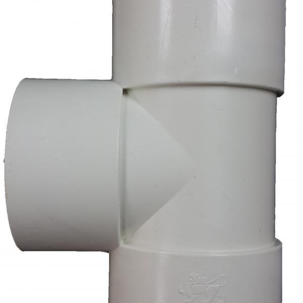 """1 1/4"""" Aqua ABS 90o Tee (32mm) -0"""