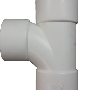 """1 1/2"""" Aqua ABS 88o Tee (40mm) -0"""