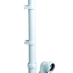 40mm Hunter washing machine utility trap with single stand pipe-0