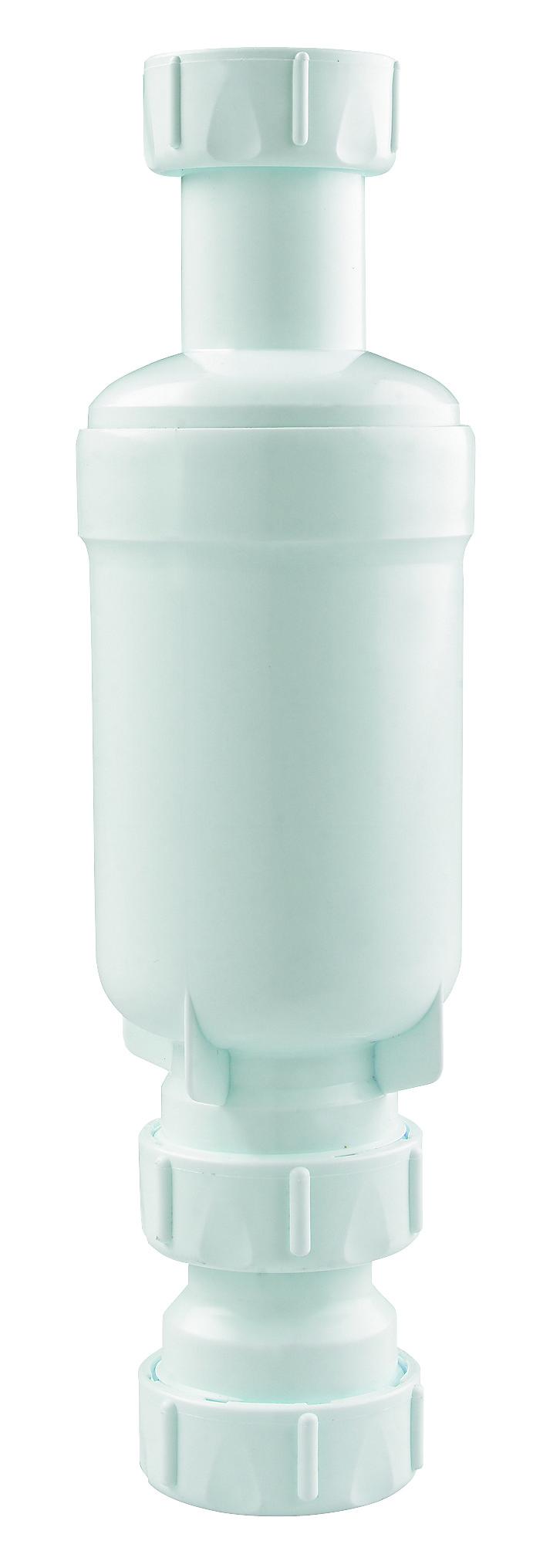 32mm Hunter Straight Through Pedestal Trap Aquatech Heating Solutions Ltd
