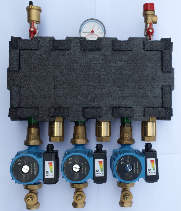 Multi Link 2 Zone Manifold Pack-0