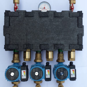 Multi Link 3 Zone manifold Pack-0